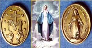 Santa Medalha Milagrosa