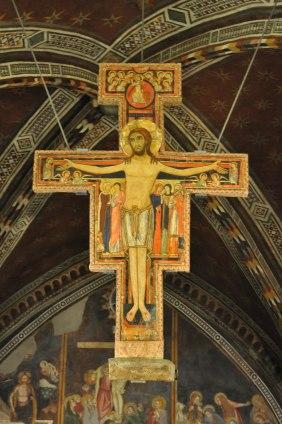 Crucifixo de São Damião - Franciscanos, OFM - Pró-Vocações e Missões Franciscanas
